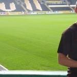 Paul Devin, del Hull FC