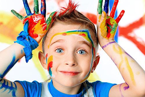 El arte desarrolla habilidades para que los niños se desenvuelvan en ...