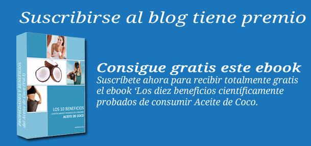 Descárgate gratis este ebook de Aceite de Coco